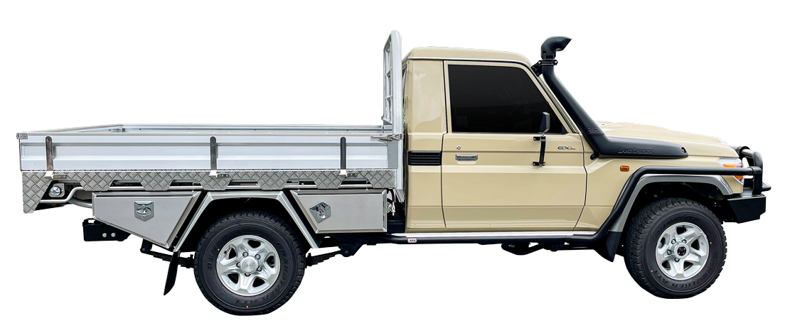 Single Cab Deluxe Tray