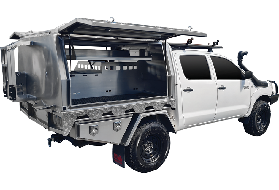 Deluxe Lite Canopy Package